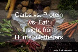 Carbs vs Protein vs Fat 2