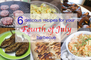 6 Recipes for your Fourth of July bbq