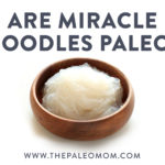 Are Miracle Noodles Paleo?