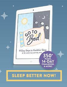 Take the 14-Day Sleep Challenge