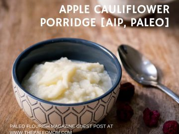 AIP Apple Cauliflower Porridge final