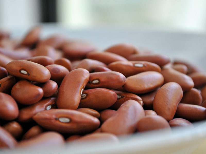 Kidney Beans Bowl