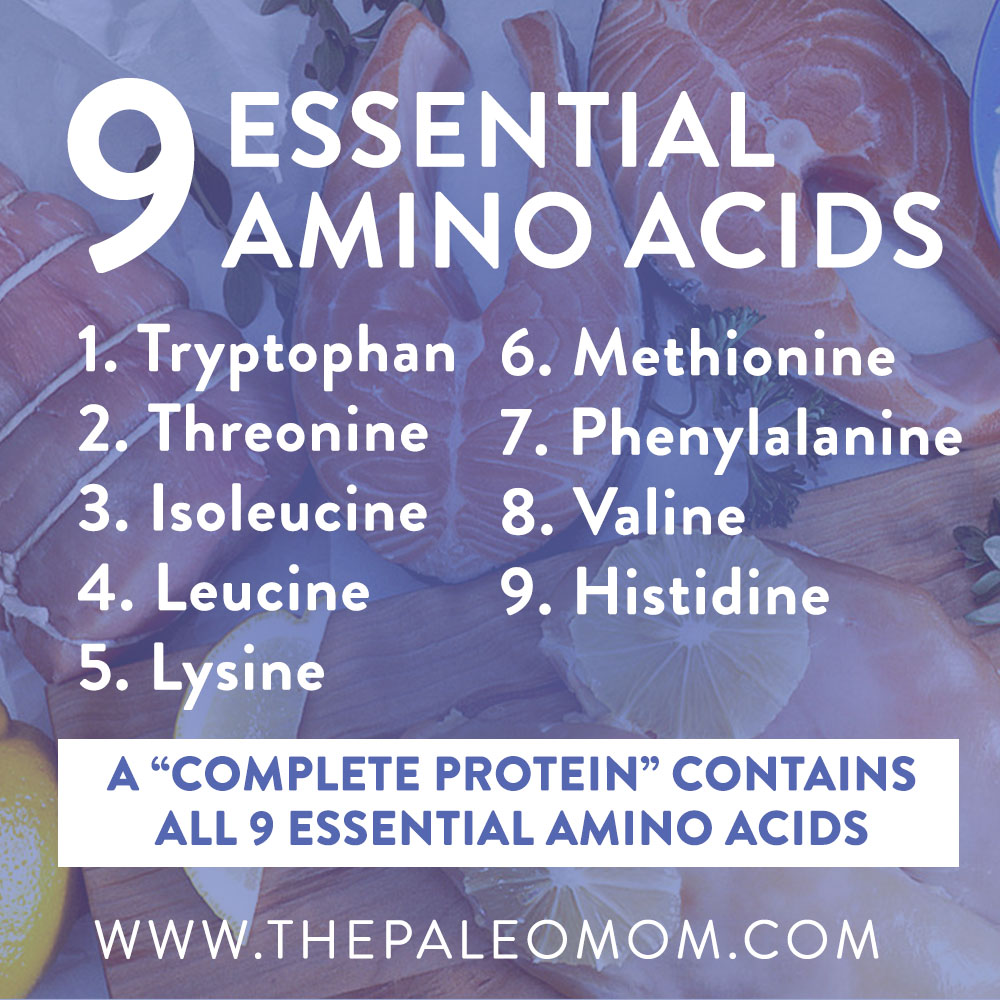 What Foods Contain All Nine Essential Amino Acids