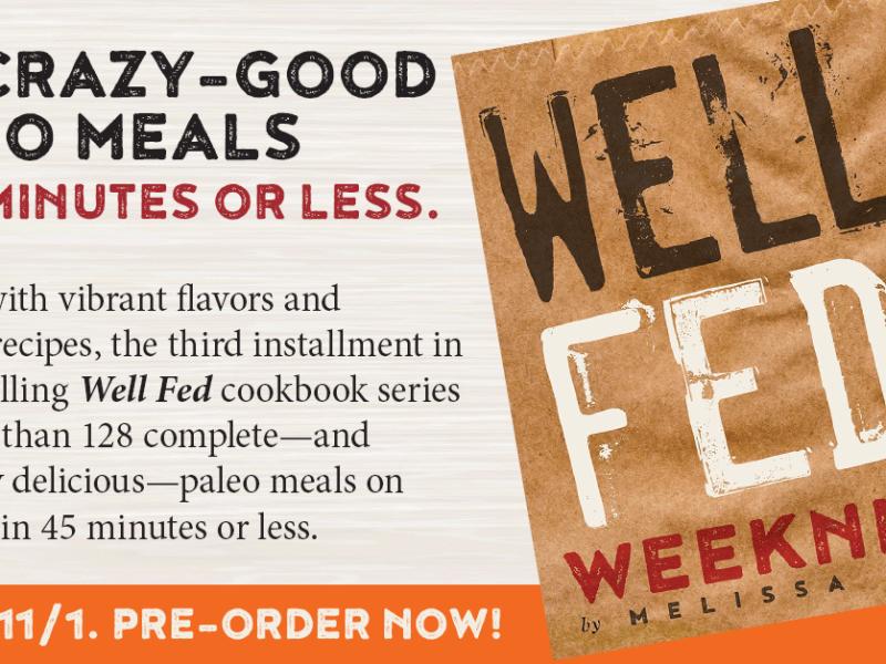 128 Crazy-Good Paleo Meals