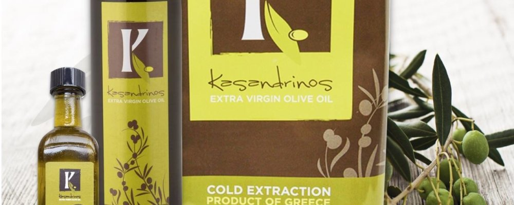 Kasandrino's International Olive Oil!