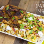 Bengali Tandoori Chicken with Aloo Gobi