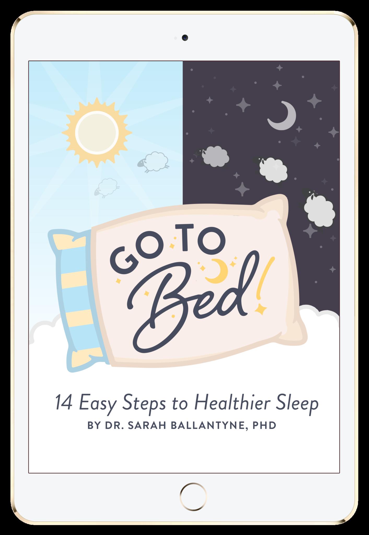 go to bed pre challenge sleep score survey. Black Bedroom Furniture Sets. Home Design Ideas