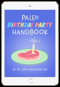 Paleo Birthday Party Handbook