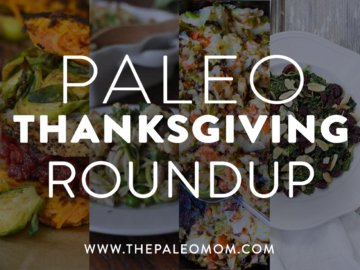 A Paleo Thanksgiving Leftover Roundup!