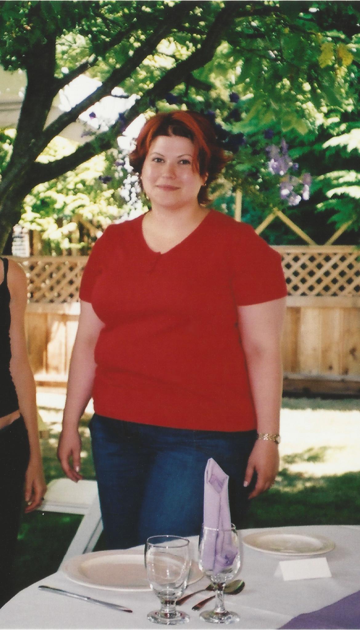 Sarah Before