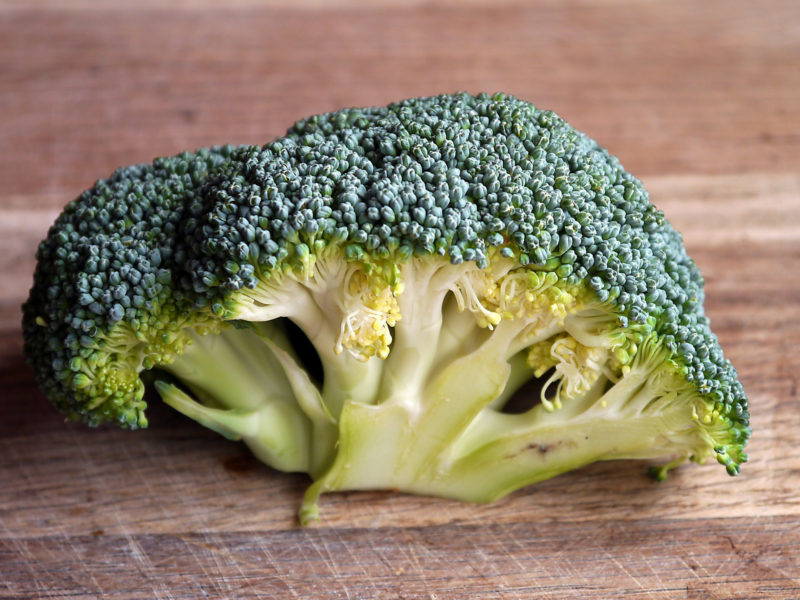 Sulfur Broccoli