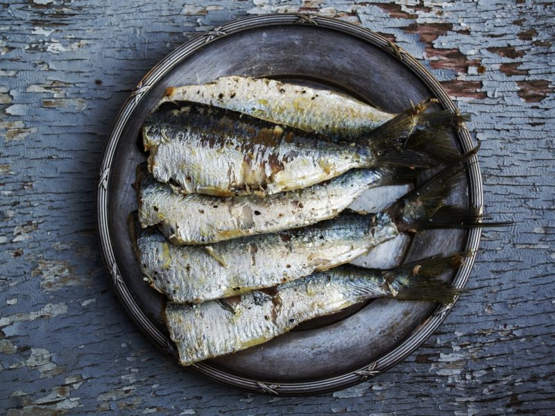 Vitamin B12 Sardines