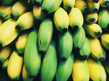 Vitamin B6 Banana