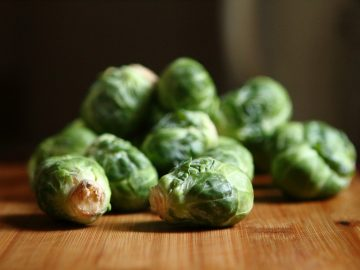 Vitamin K Brussels Sprouts
