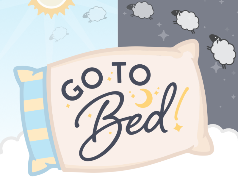 Go To Bed cover