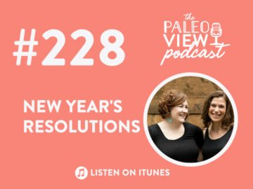 TPV Podcast Episode 228, New Year's Resolutions