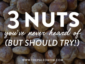 3 nuts