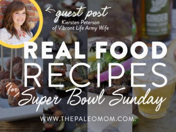 real food recipes