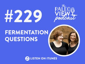 TPV Podcast Episode 229, Fermentation Questions