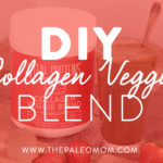 diy collagen veggie blend