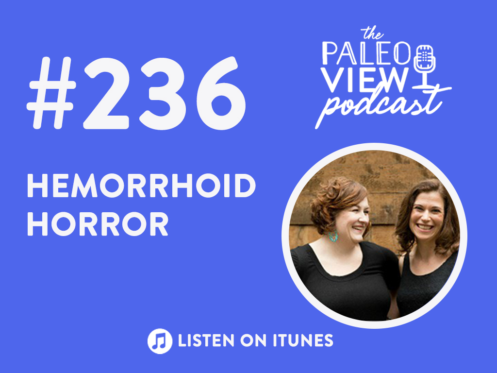 hemorrhoid horror