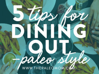 5 tips for dinning out