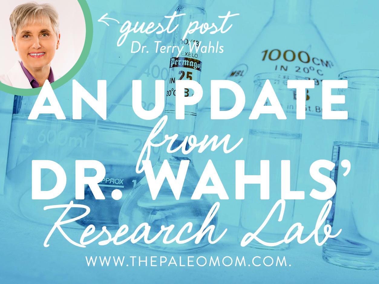 dr. wahls
