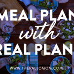 meal plan with real plans