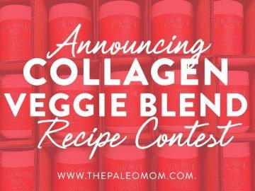 Announcing a Collagen Veggie Blend Recipe Contest