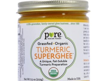 Tumeric Superghee Pure Indian Foods