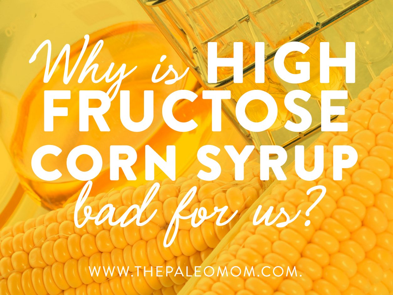 high fructose corn syrup pdf