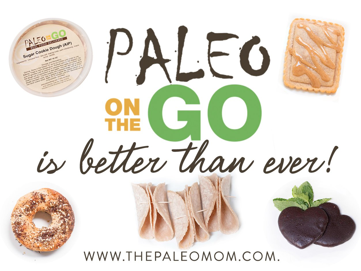 Paleo on the go is better than ever
