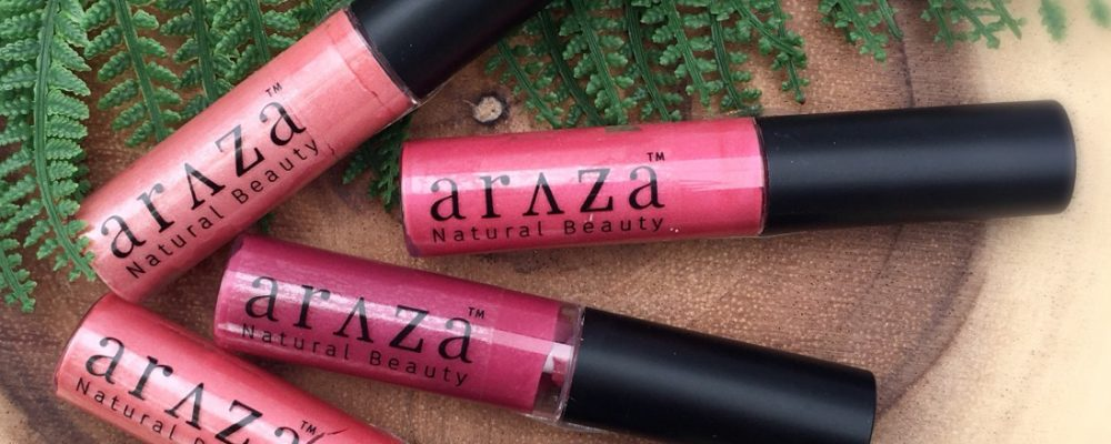 Araza Beauty Lip Gloss