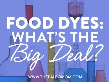 Food Dyes: What's the Big Deal?