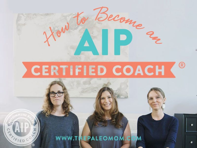 How to Become an AIP Certified Coach