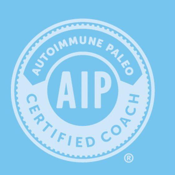 AIP Autoimmune Paleo Certified Coach