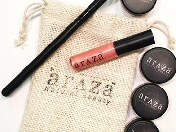 Araza Paleo Makeup