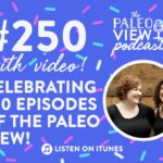 TPV Podcast Episode 250, Celebrating 250 Episodes of The Paleo View!