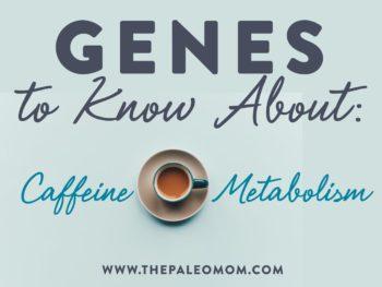 caffeine and metabolism