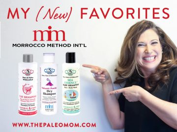 My (New!) Favorites from Morrocco Method