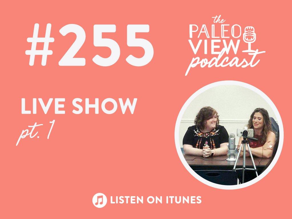#255 Live Show Part 1