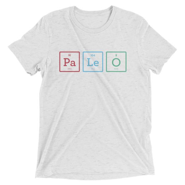 PaLeO Elements - Unisex T-Shirt - White
