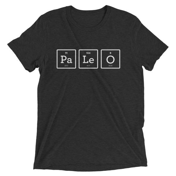 PaLeO Elements - Unisex T-Shirt - Black