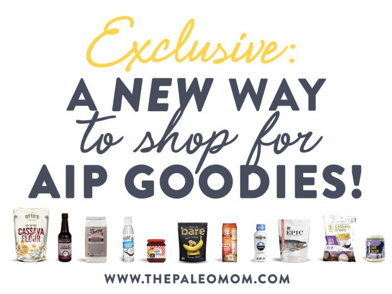 new way to shop aip