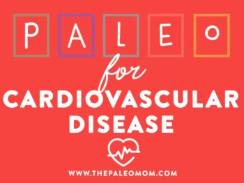 paleo for cardiovascular disease