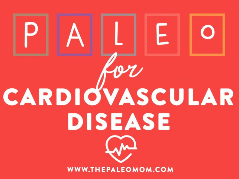 paleo for cardiovascular disease