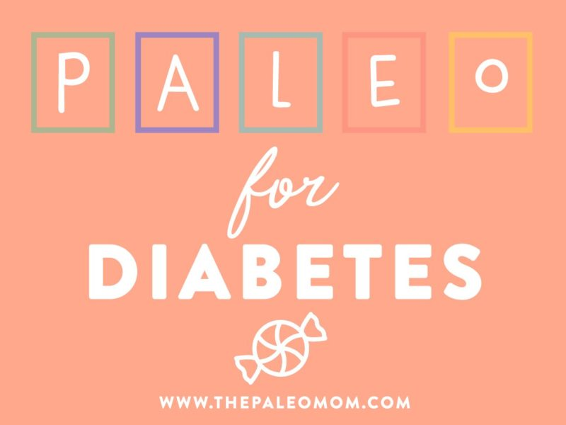 paleo for diabetes