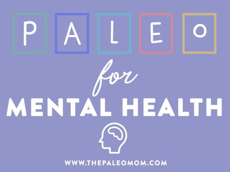 paleo for mental health