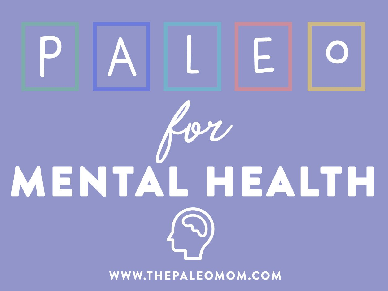 paleo for mental health