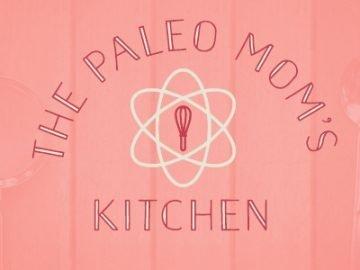 paleo mom kitchen banner
